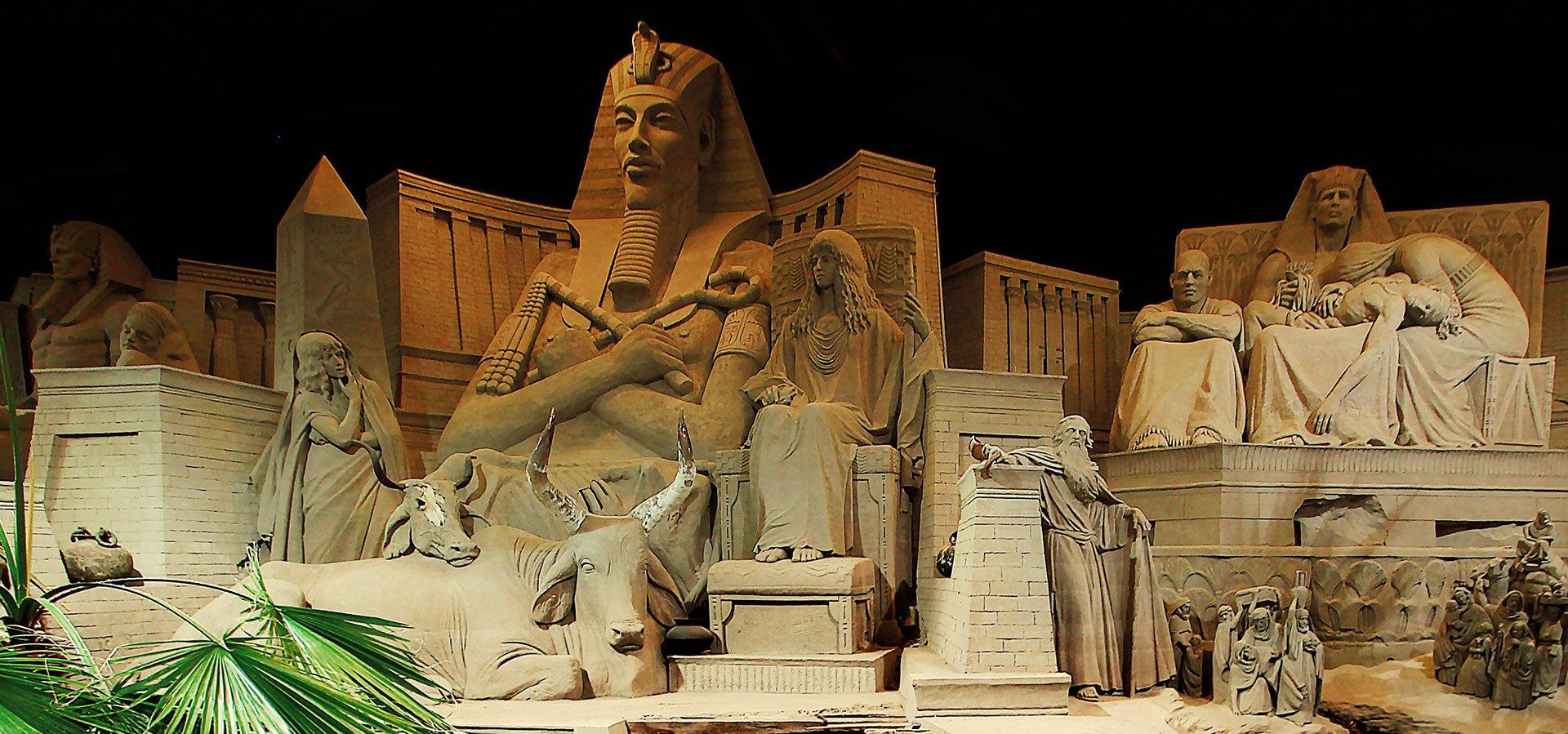 Egypte bijbelverhalen